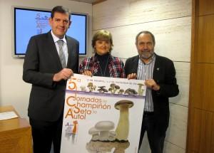 Jornada Champiñón y Seta Autol